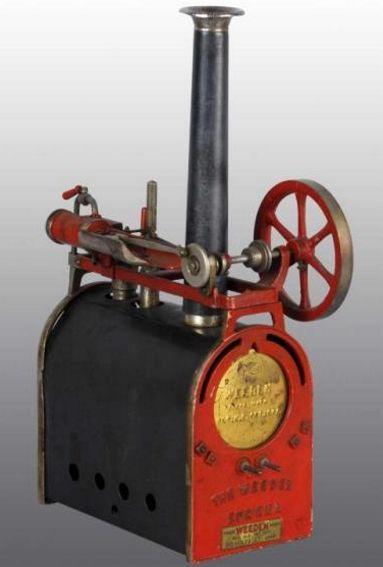Weeden 649 Eureka overtype steam engine
