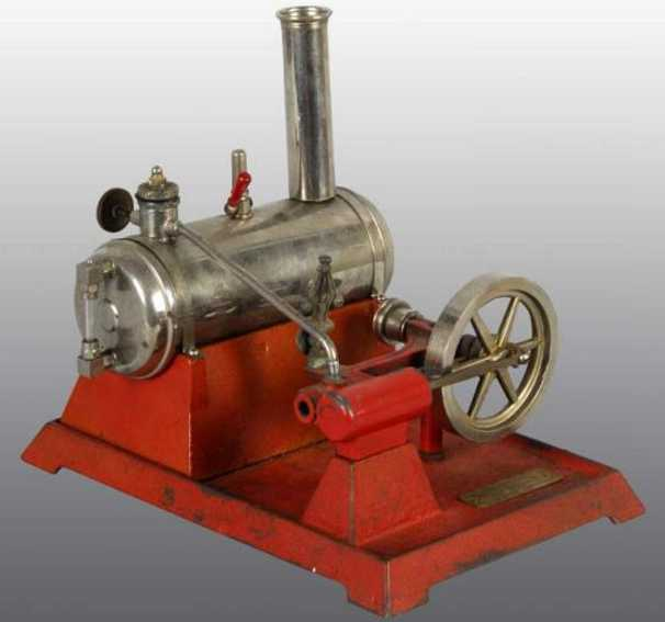 Weeden 670  Electric Heated Steam Engine