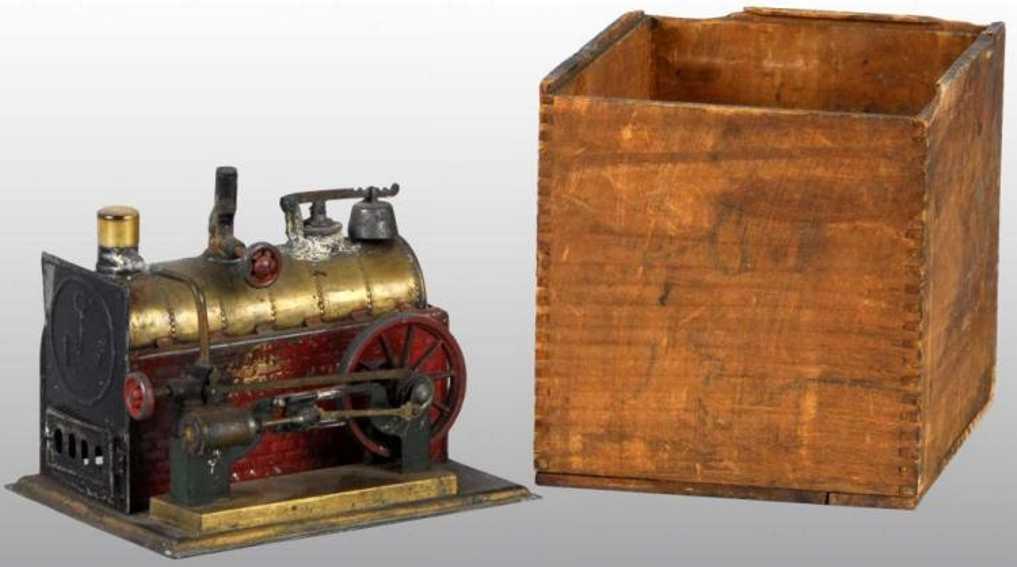Weeden 7 Liegende Dampfmaschine