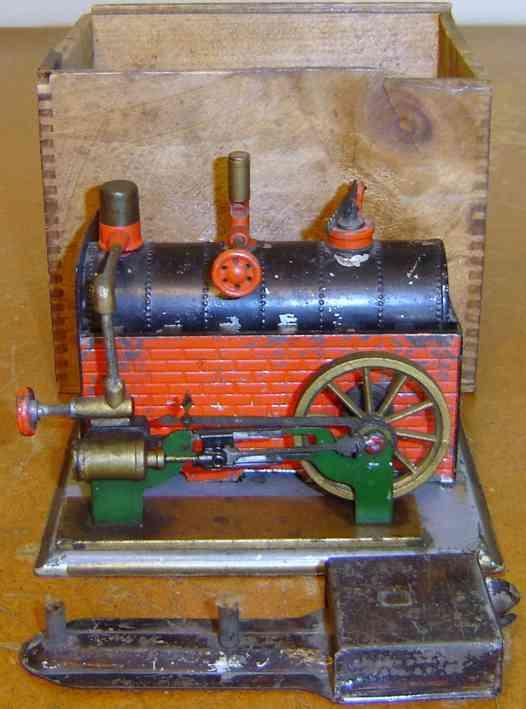 Weeden 7 Horizontal Steam Engine