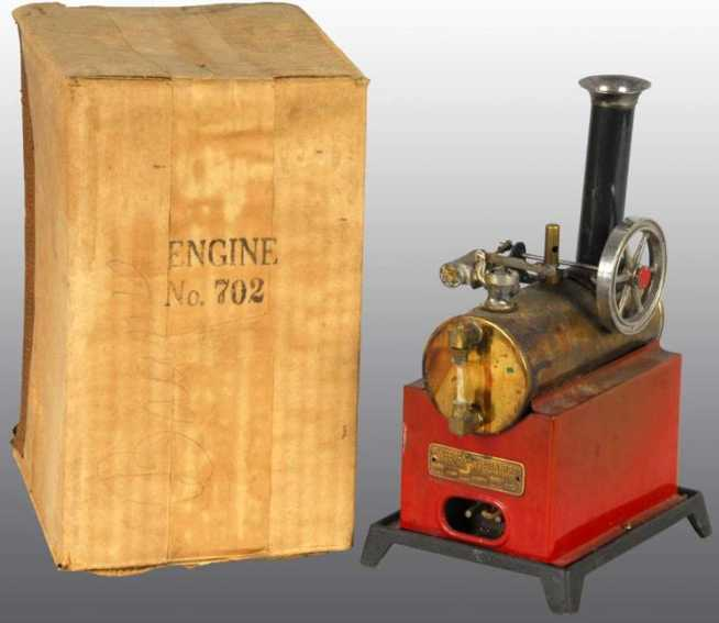 Weeden 702 Overtype electric steam engine