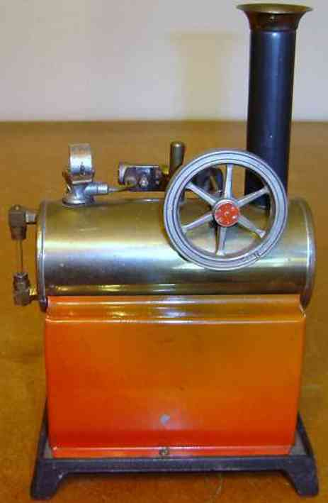 Weeden 702 ive steam engine