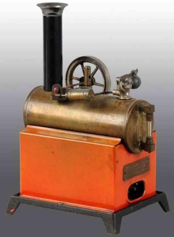 Weeden 702 Overtype ekectric stean engine