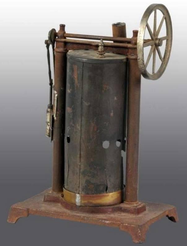 Weeden 78 Upright steam engine