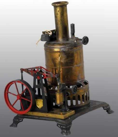 weeden 8 dampfspielzeug stehende dampfmaschine