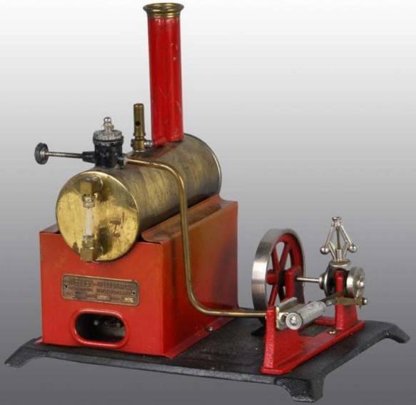 Weeden 900 Horizontal Steam Engine