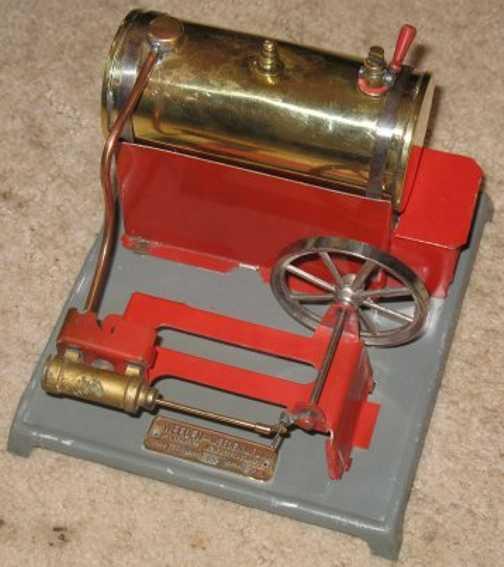 Weeden 903 Electric horizontal steam engine