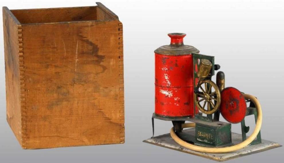 Weeden Stehende Dampfmaschine Favorite