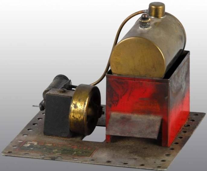 Weeden Liegende Dampfmaschinen Montgomery Ward