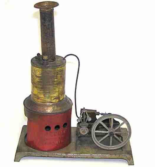 Weeden Stehende Dampfmaschine