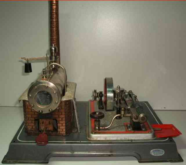 Wilesco Liegende Dampfmaschine D15