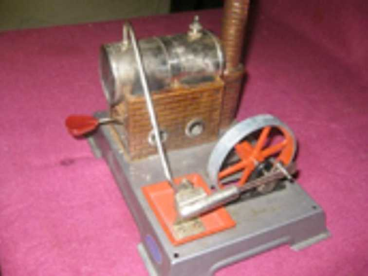Wilesco D4 Horizontal Steam Engine