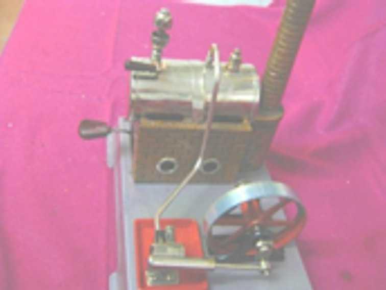 Wilesco D5 Liegende Dampfmaschine