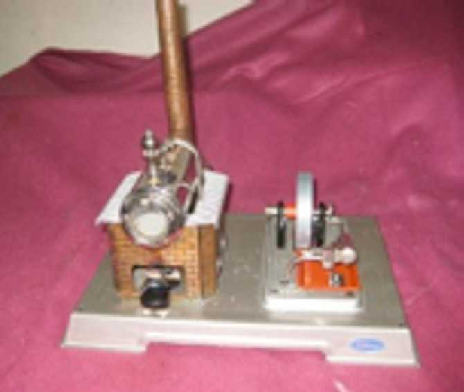 Wilesco D8 Horizontal Steam Engine