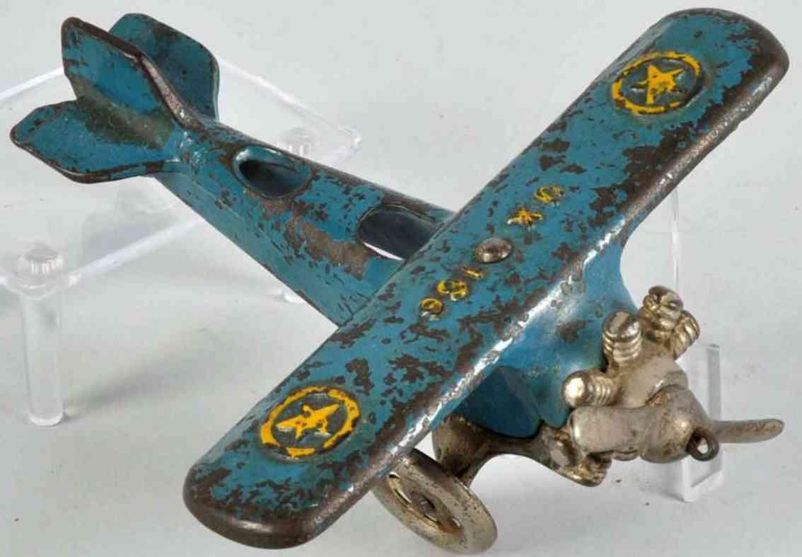 Arcade UX 166 Gusseisernes Flugzeug