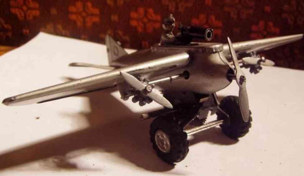 Gescha Flugzeug