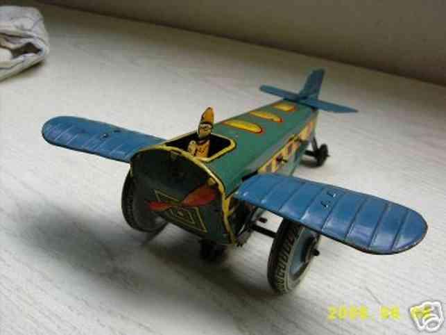 Günthermann Flugzeug