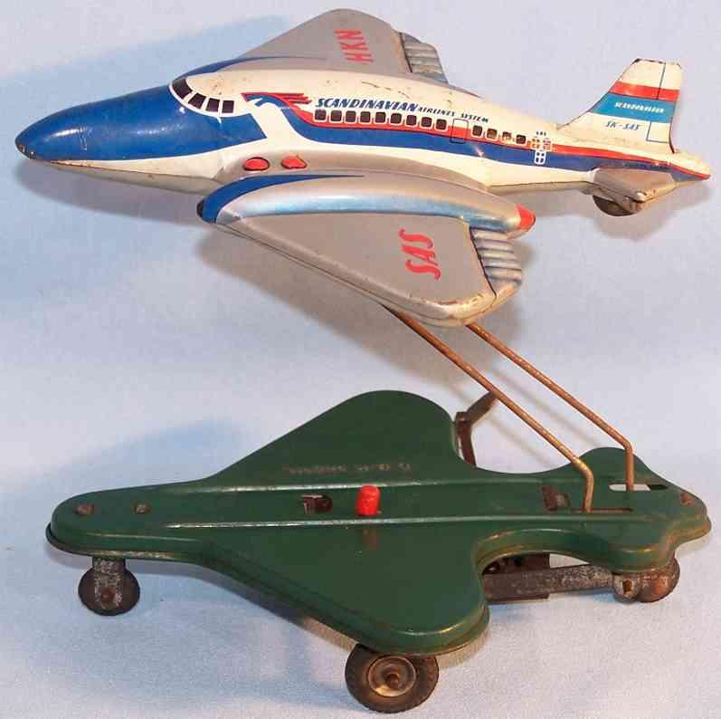Huki - Kienberger 10/5 Flugzeug Flying-Hops