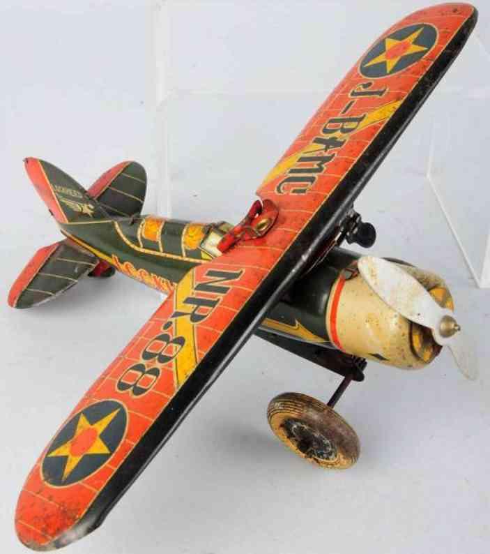 kuramochi bamc nr 88 blech spielzeug lockheed sirus flugzeug