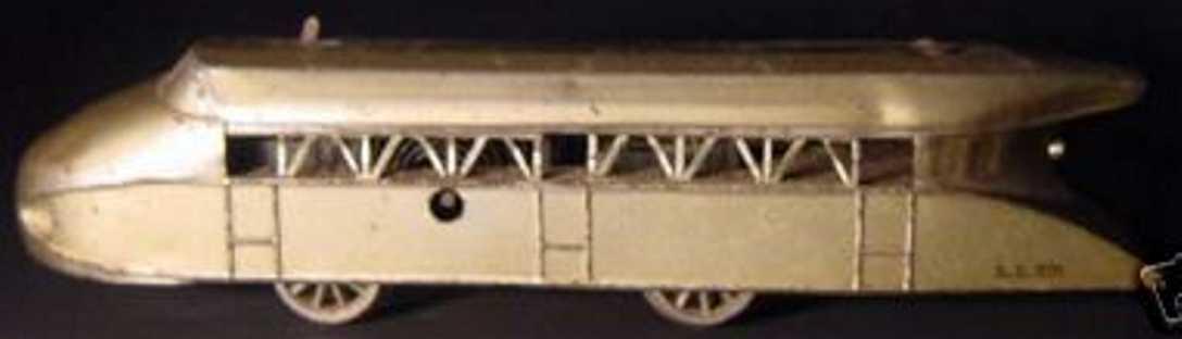 maerklin sz 970 blech spielzeug zeppelin mit uhrwerk