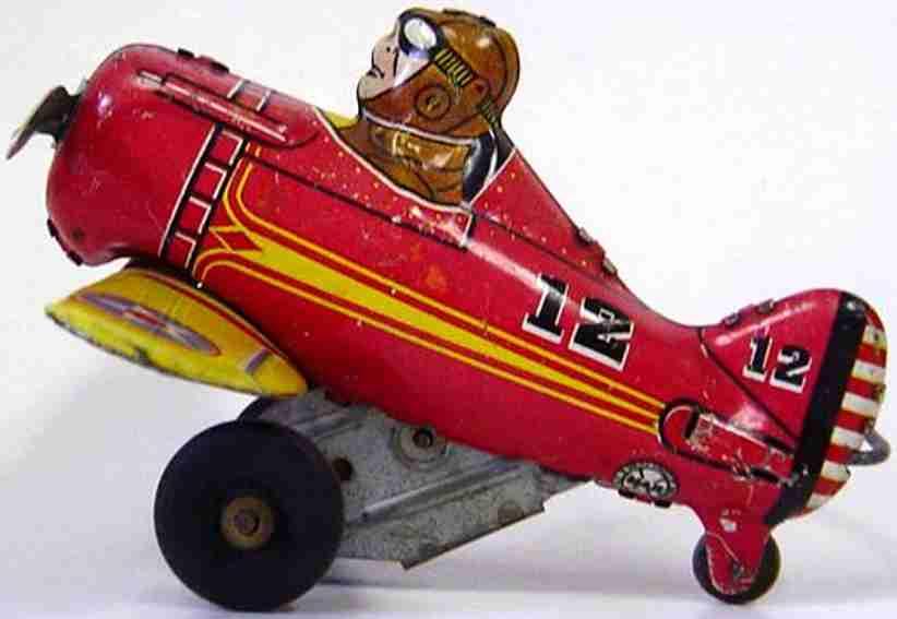 marx louis ueberschlagflugzeug