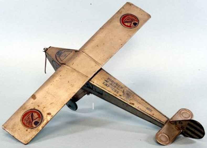 Marx Louis Flugzeug