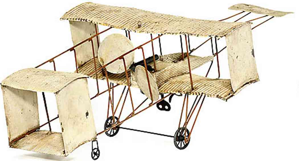 Plank Ernst Flugzeug