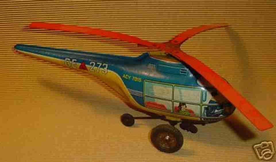 Technofix 273 Hubschrauber