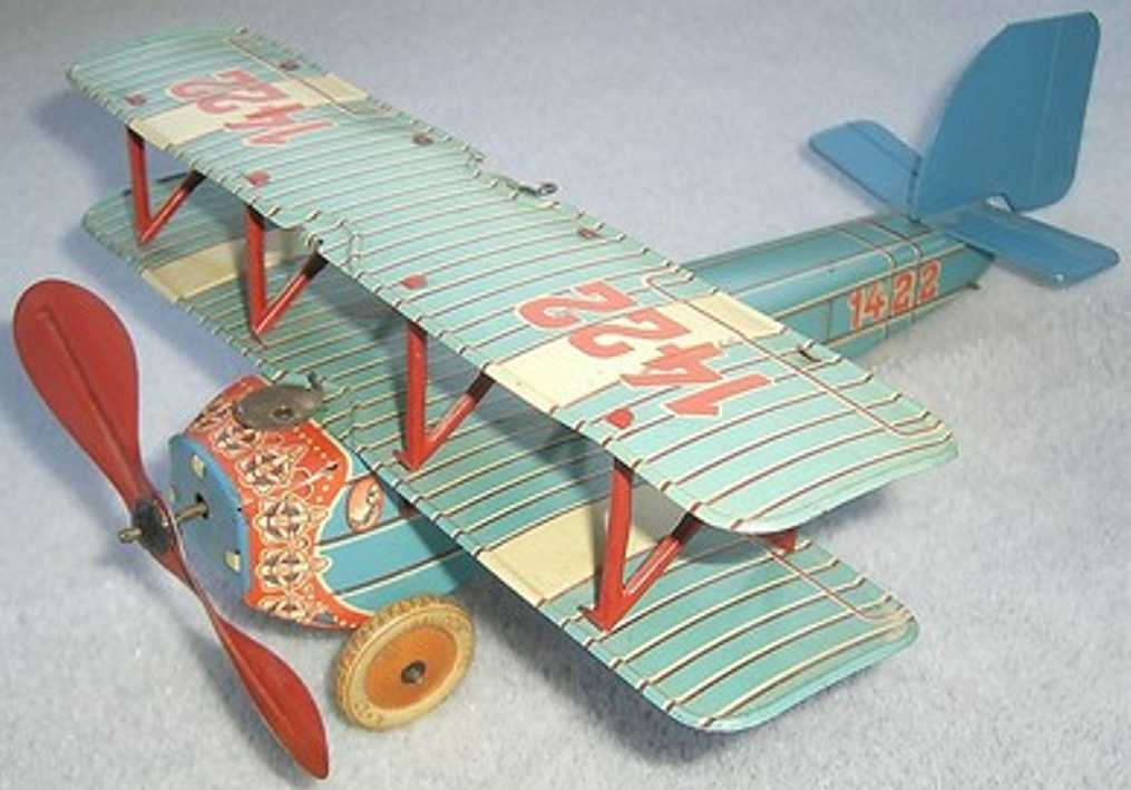 Tippco 1422 Flugzeug