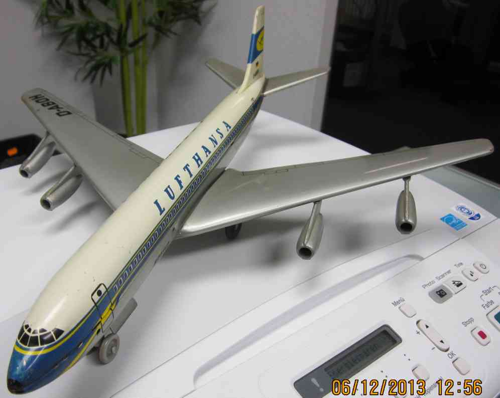 Tippco Airplanes Boeing 720 jet