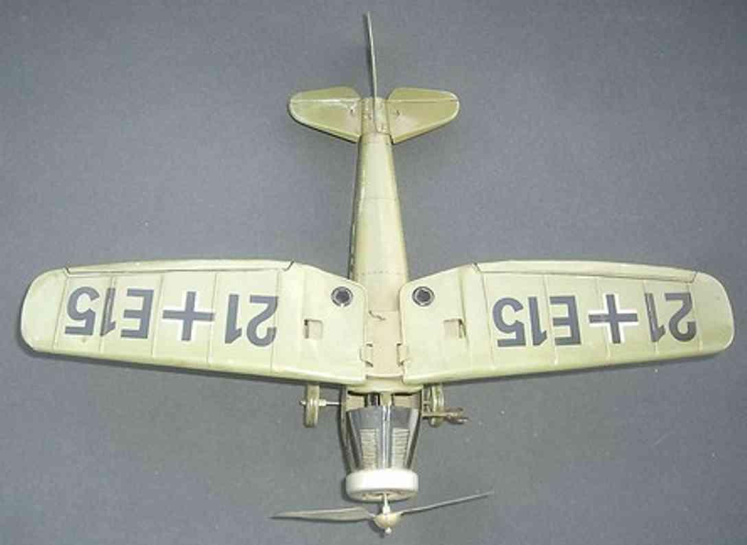 tippco flugzeug eindecker beobachtungsflieger 21+e15 32