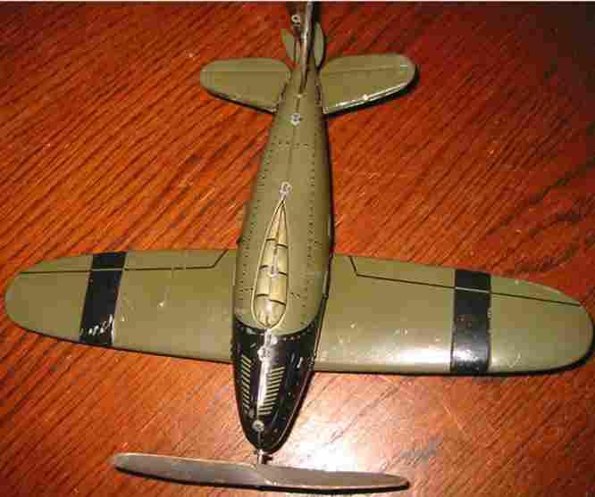 Tippco Flugzeuge Sportflieger-Eindecker