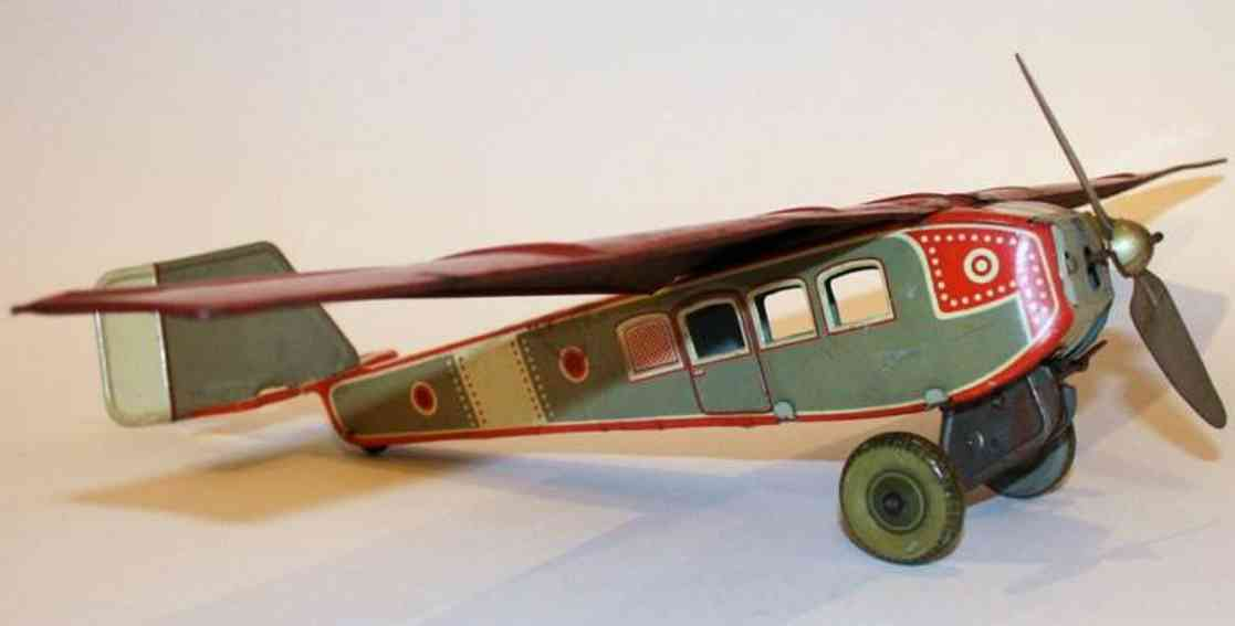 Tippco Flugzeug