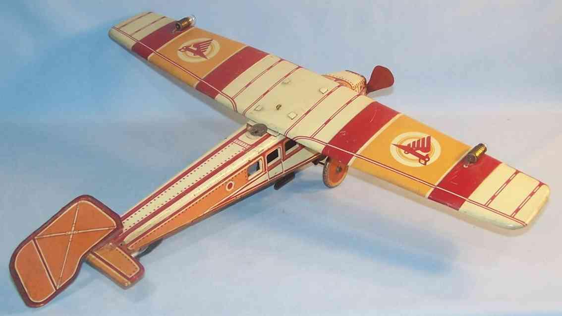 Tippco Flugzeug Aeroplan