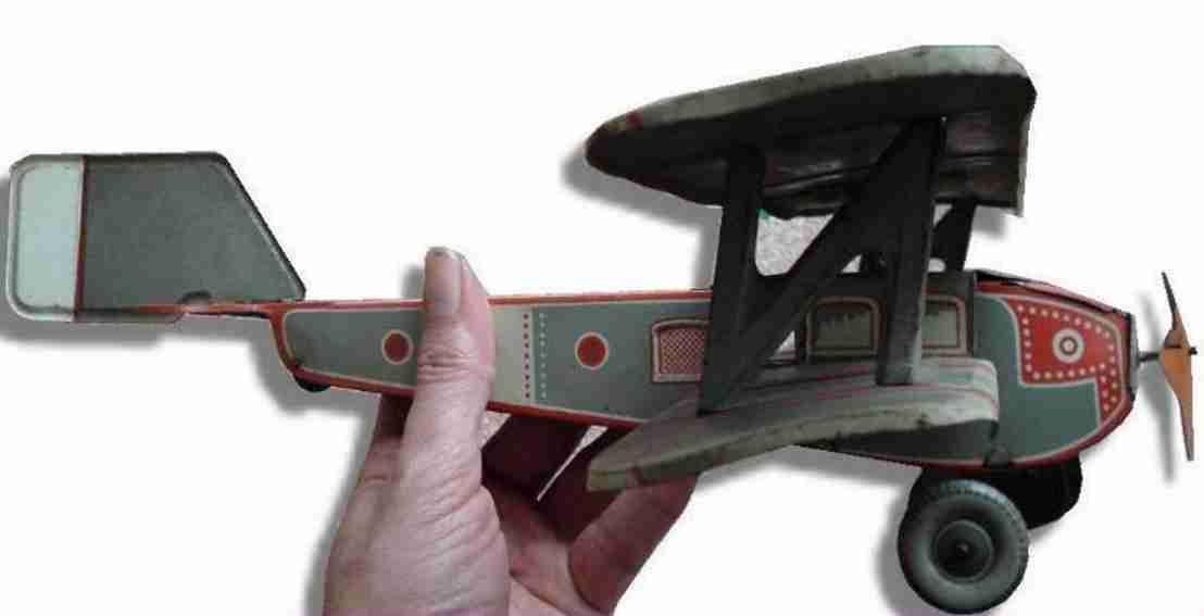 Tippco Biplane