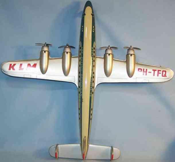 Tippco 65F Flugzeug Super Constellation