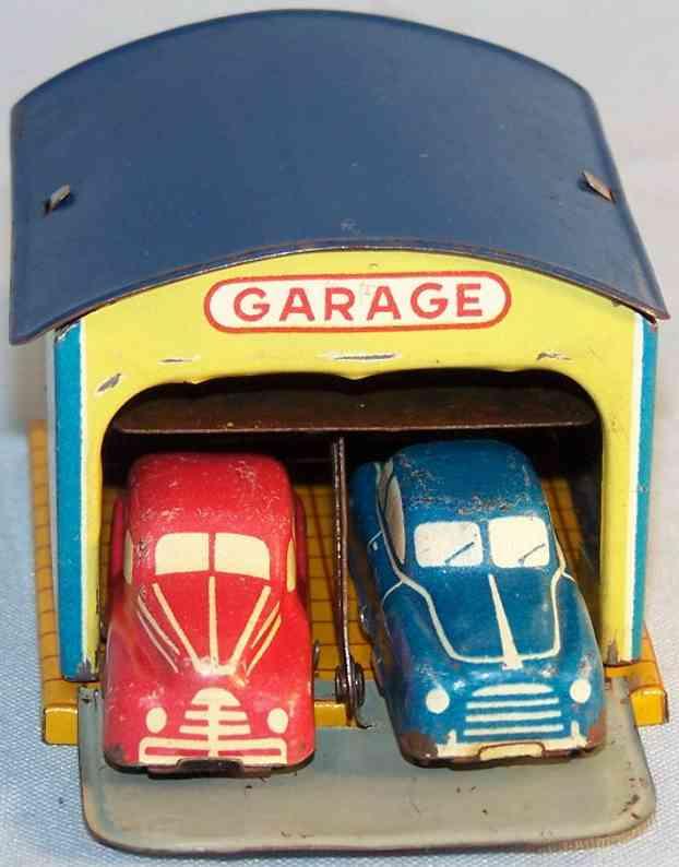 Wimmer Heinrich HWN Garage with two cars