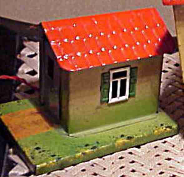 cabo tin toy building building with bottom cover