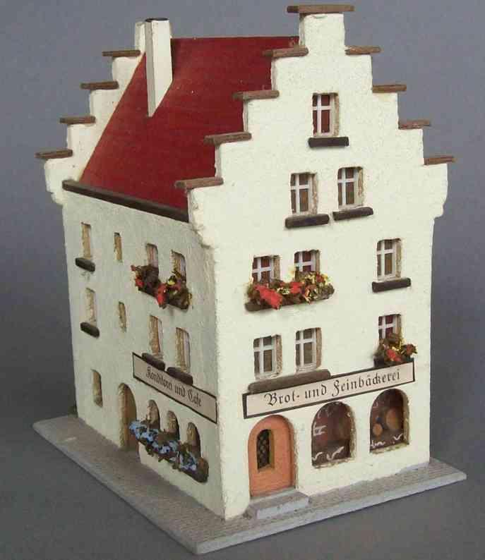 Cregliner Modellspielwaren-Fabrik 388 Gebäude