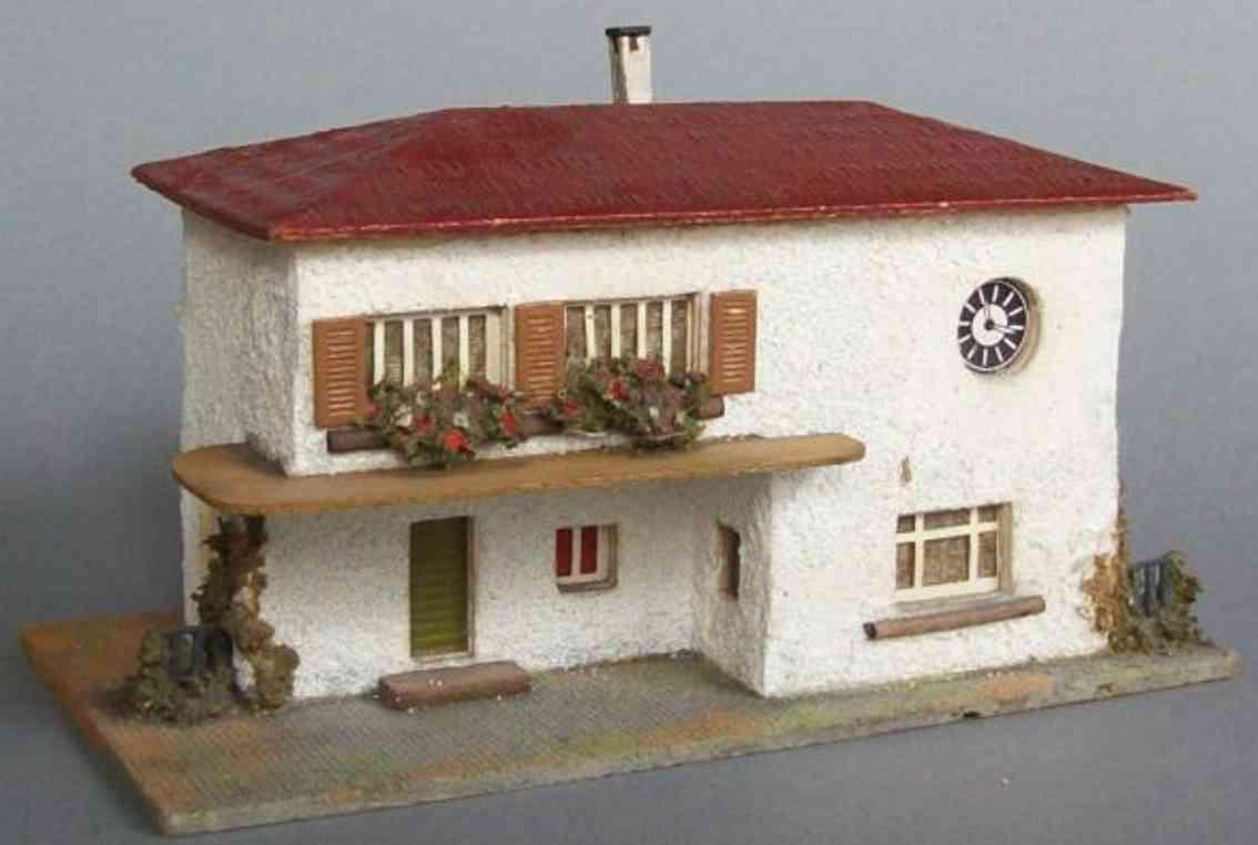 Faller 101 Kleiner Haltepunkt Bahnhof