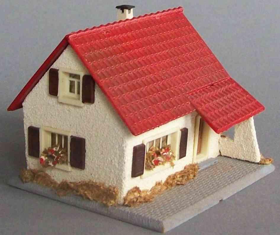 Faller 206 Familienhaus aus Holz und Kunststoff