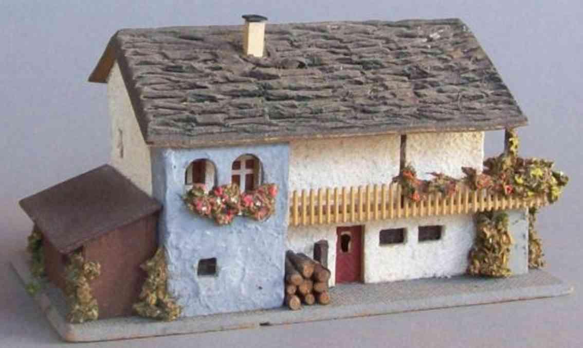 Faller 274 Tessiner Haus aus Holz
