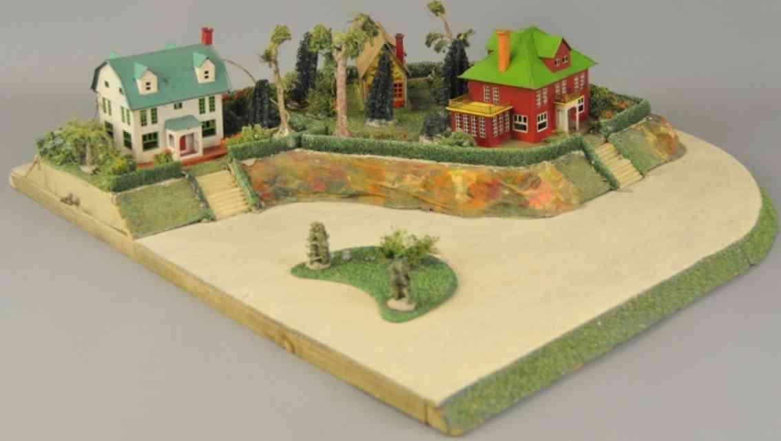 lionel 920 railway toy building landscape park