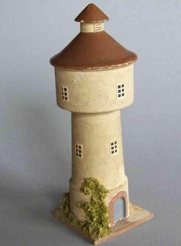 RS Rudof Spitaler 66 Wasserturm aus Holz