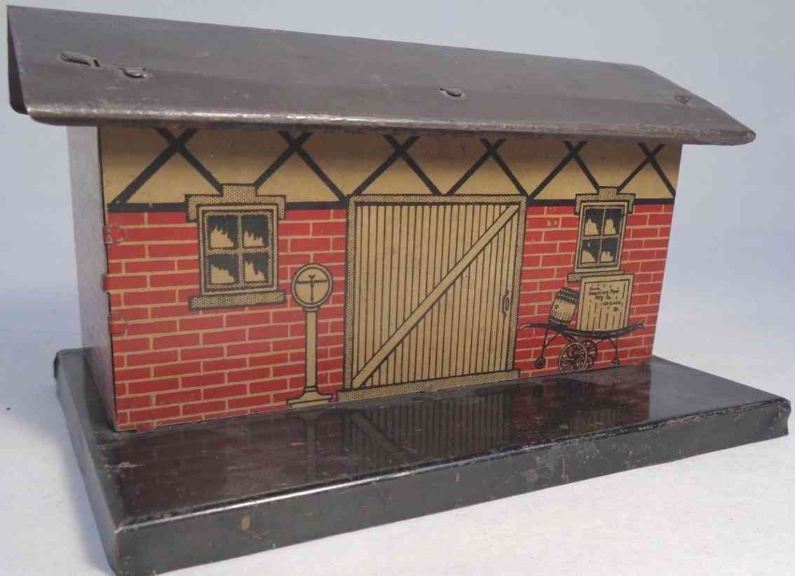 american flyer toy company 93 railway toy freight station