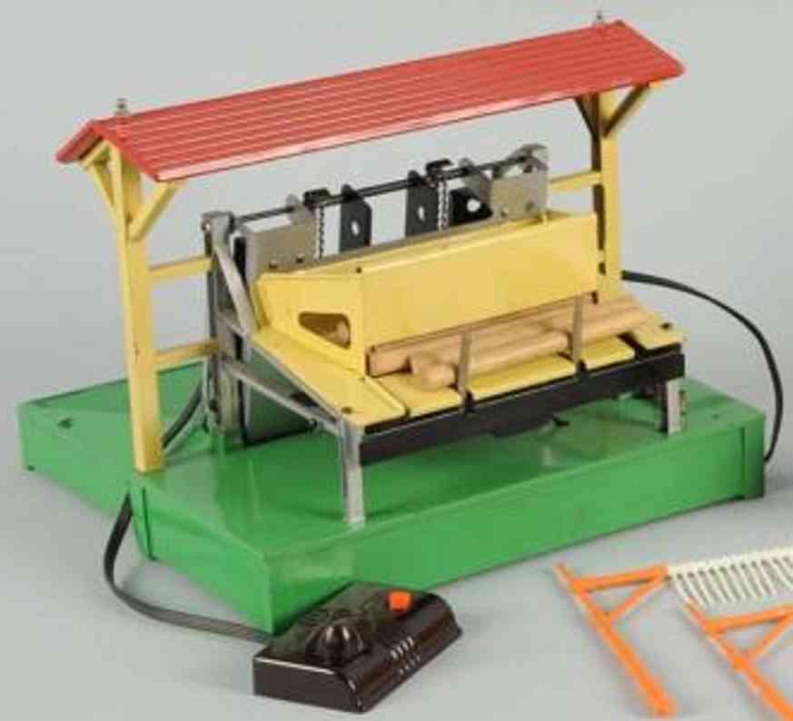lionel 164 spielzeug eisenbahn elektrische holzbelademaschine