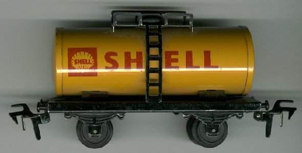 Beckh Kesselwagen SHELL