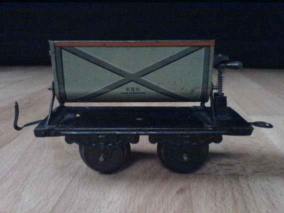 Bub 1037/0 Kippwagen