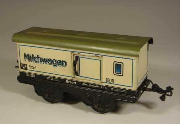 Bub 1045/0/3 Güterwagen Milchwagen
