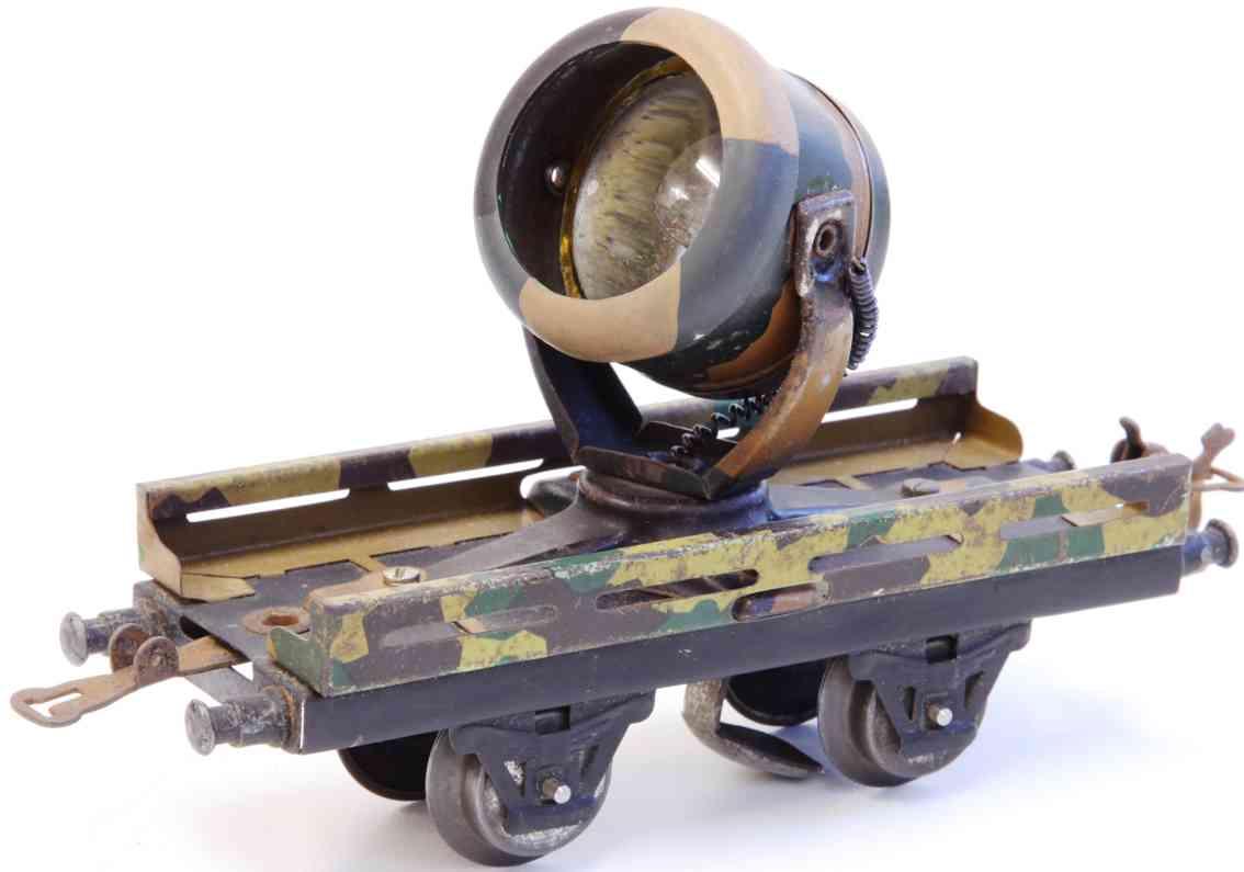 bub 989 spielzeug eisenbahn scheinwerferwagen mimikry spur 0
